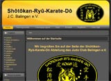 72336, Shotokan Ryu Karate Do Balingen