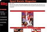 Sport Karate Magazine