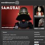 Samurai Ausstellung in Rotterdam