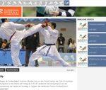 Karate bei den Worldgames - Liveübertragung