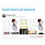 Karate Board auf pinterest