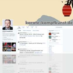 karate twitter