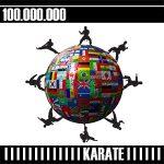 Wie viele Karateka gibt es weltweit?