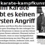 """Gastbeitrag"" im KVBW Magazin aus 2015"