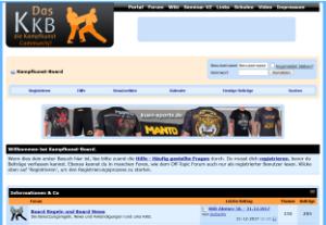 karate-forum