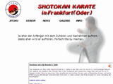 15234, JITOKU - SHOTOKAN KARATE IN FRANKFURT(ODER)
