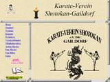 74405, Karate Verein Shotokan Gaildorf