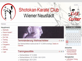 AT 2700, Shotokan Karate Club Wiener Neustadt