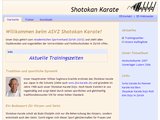 CH 8092, ASVZ Shotokan Karate Zürich