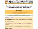 79149, Karate in Karlsruhe Neureut – 1.Shotokan Karate Club Neureut e.V.