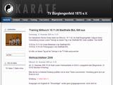 98128, Karate Burglengenfeld