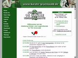 82031, TSV Grünwald – Karate für Kinder und Jugendliche