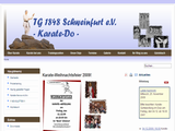 97422, TG 1848 Schweinfurt e.V. – Karate