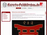 83620, Karate Feldkirchen
