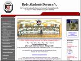 27632, Karate Verein Budo Akademie Dorum Kampfsport Cuxhaven Bremerhaven