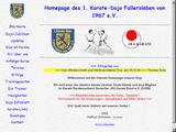 38442, Karate Dojo Fallersleben