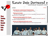 44135, Karate Dojo Dortmund
