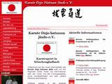 41065, Karate Dojo Hatsuun Jindo e.V. Mönchengladbach