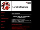 53123, SC Fortuna Bonn Karateabteilung
