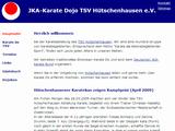 66882, JKA-Karate Dojo Hütschenhausen