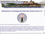 09125, Chemnitzer Karate Verein e.V. – Shotokan Karate Do in Chemnitz