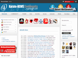 Karate News - aktuelle News