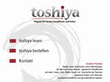 toshiya | Magazin für Karate, Kampfkunst und Kultur
