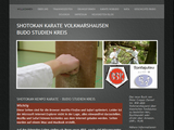34346, Shotokan Karate Volkmarshausen Budo Studien Kreis