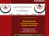 01705, Shotokan Karate – Karateschule MIZU NAGARE Dresden & Dojo TATSUKAN Freital