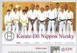 """02906, 1. Nieskyer Karateverein """"Nippon Niesky"""" e.V."""