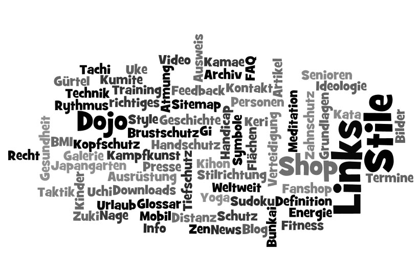 der Karate Blog lebt