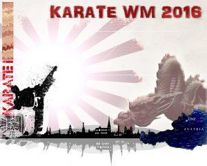 Karate WM 2016 Linz Österreich