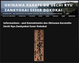 41189, Okinawa KarateDo UechiRyu Zankyokai Esser Dokokai
