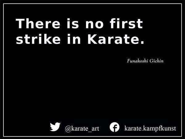 karate-selbstverteidigung