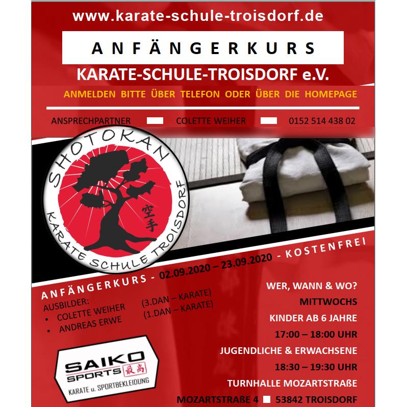Karate-Anfaenger-Lahrgang-Troisdorf