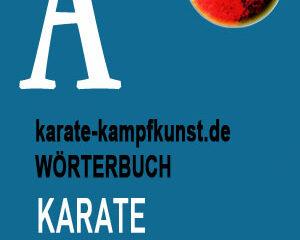 karate-lexikon-a