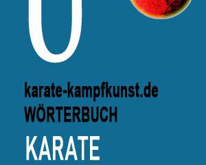 karate-lexikon-u