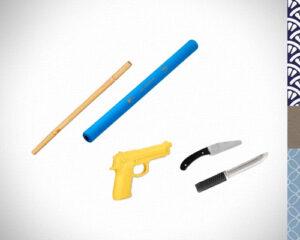 Übungswaffen-set