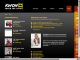 KWON - der Kampfsport Sportler Online-Shop von Schramm Sport