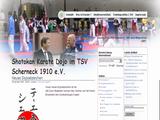 96450, Shotokan Karate Dojo im TSV Scherneck 1910 e.V.