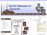 97422, TG 1848 Schweinfurt e.V. - Karate