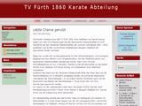 90768, TV Fürth 1860 Karate Abteilung