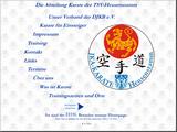 63150, Die Homepage der Karateka aus Heusenstamm