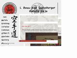 53177, Die Webseite des 1. Bonn-Bad Godesberger Karate Dojo
