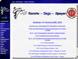67354, Homepage des Karate-Dojo-Speyer