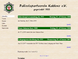 56070, Polizeisportverein Koblenz e.V.