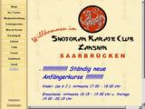 66117, Shotokan Karate Club Zanshin - Saarbrücken