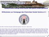 09125, Chemnitzer Karate Verein e.V. - Shotokan Karate Do in Chemnitz
