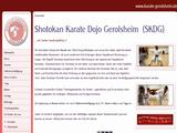 67229, Shotokan Karate Dojo Gerolsheim (SKDG)