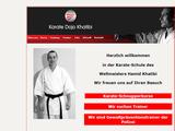 76149, Shotokan Karate Dojo Khatibi in Karlsruhe-Durlach